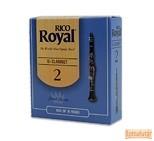Rico Royal klarinét nád Esz klarinéthoz