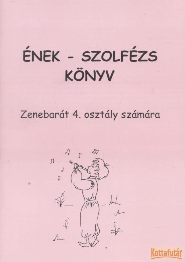 Ének-szolfézs könyv 4.