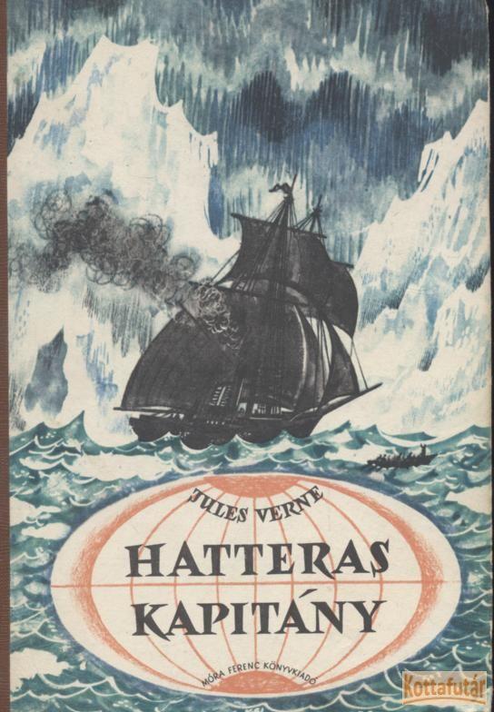 Hatteras kapitány (1960)