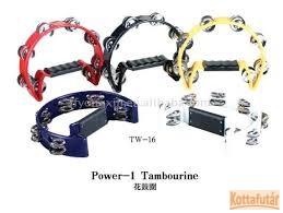 Power-1 tambourine