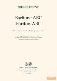 Zongorakíséret a Bariton ABC-hez
