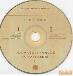 Dunántúli táncok és dallamok (2 CD)