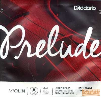"""D'Addario Prelude """"A"""" hegedűhúr"""