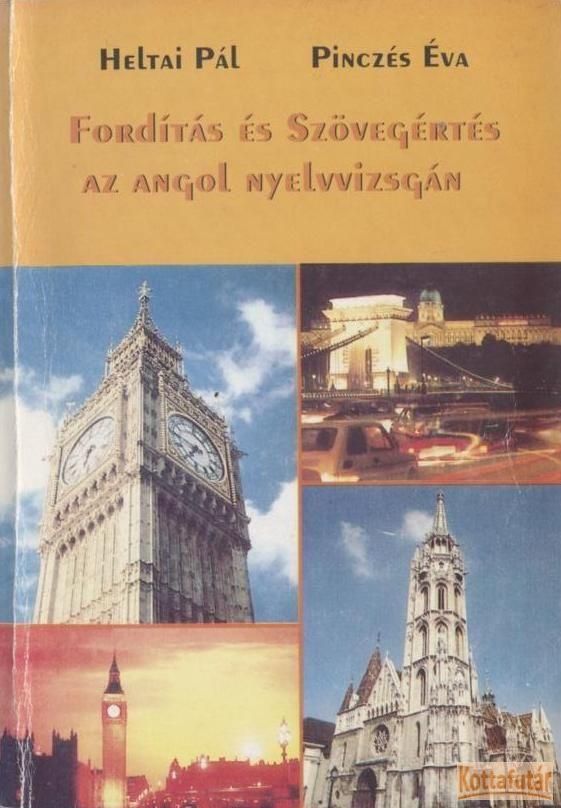 Fordítás és szövegértés az angol nyelvvizsgán