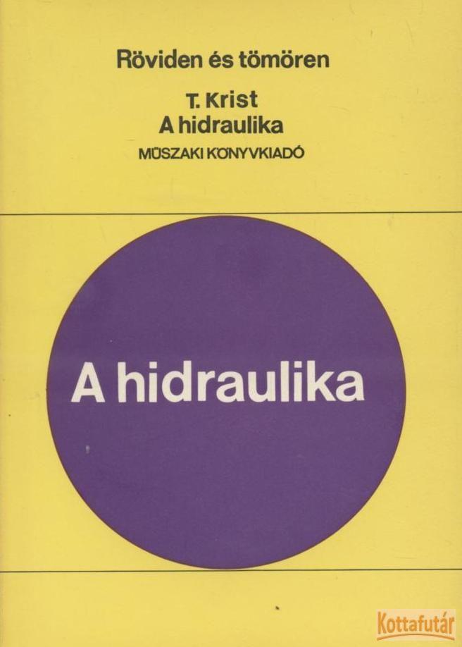 A hidraulika