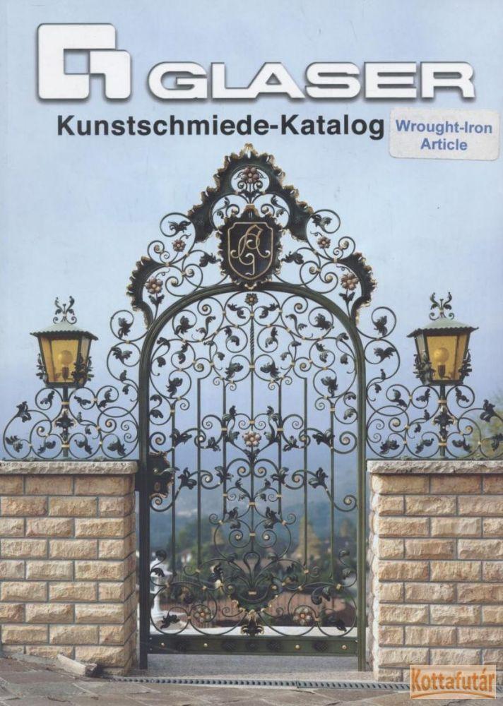 Glaser Kunstschmiede-Katalog