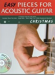 Easy Pieces for Acoustic Guitar - Christmas
