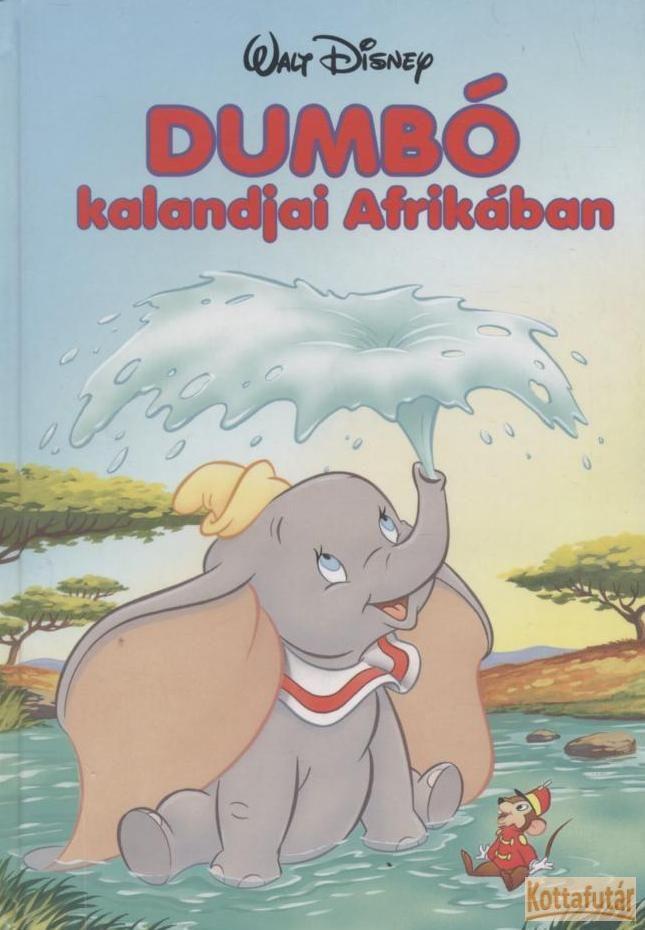 Dumbó kalandjai Afrikában
