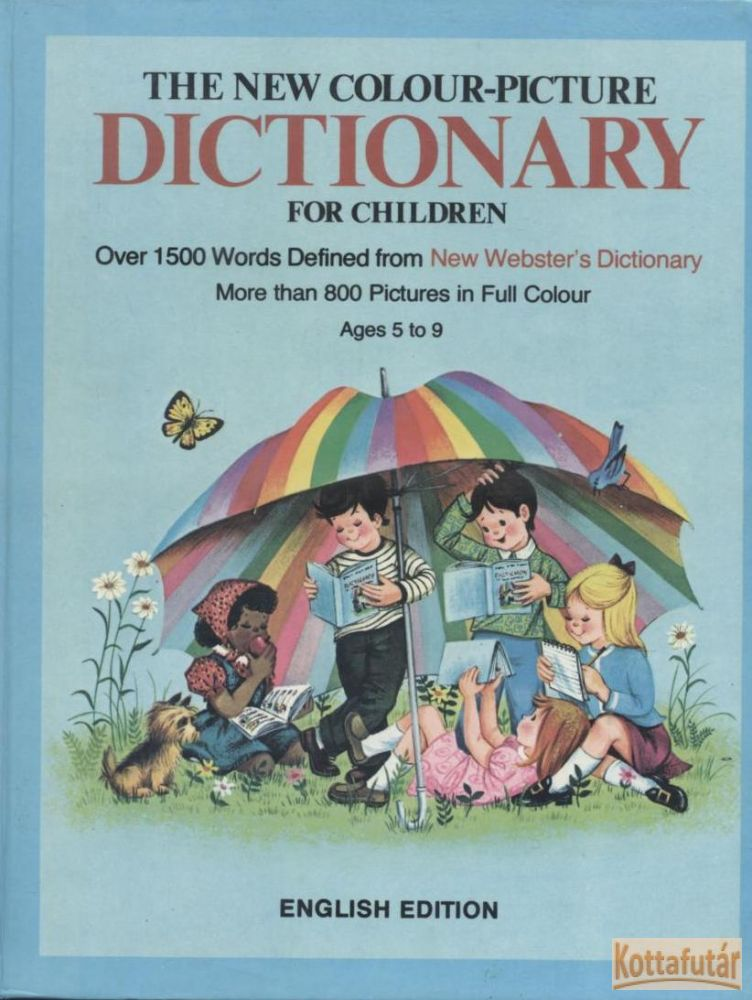 The New Colour-Picture Dictionary for Children