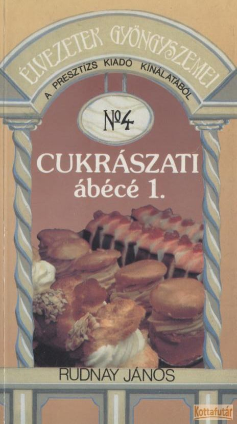 Cukrászati ábécé 1.