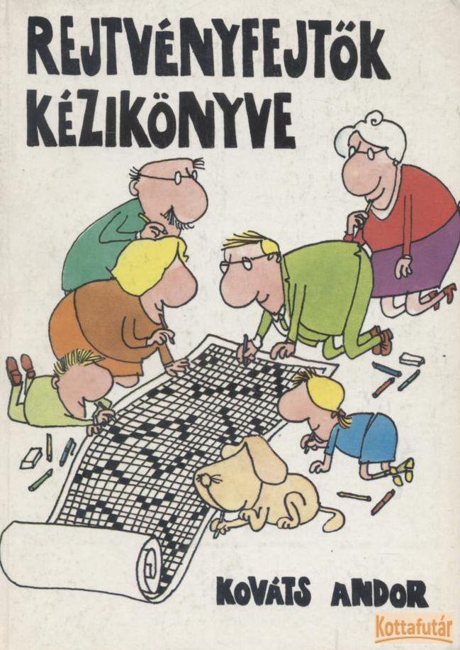 Rejtvényfejtők kézikönyve (1987)