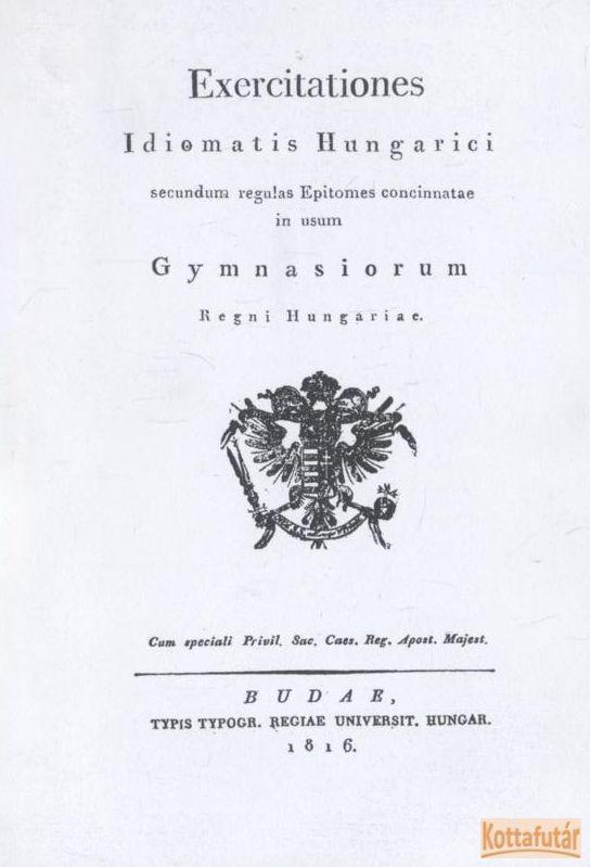 Exercitationes Idiomatis Hungarici