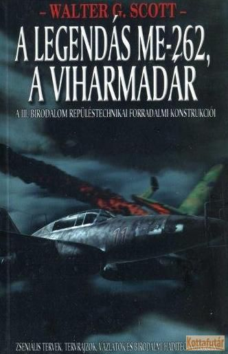 A legendás ME-262, a viharmadár
