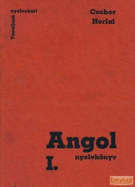 Angol nyelvkönyv I. (1989)