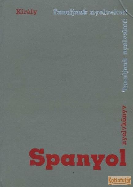 Spanyol nyelvkönyv