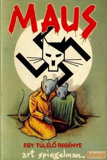 Maus - Egy túlélő regénye