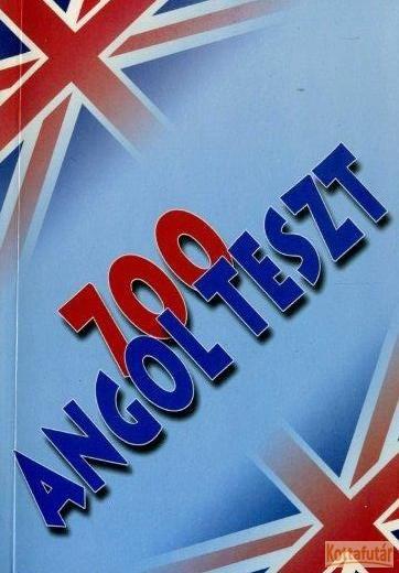 700 angol teszt