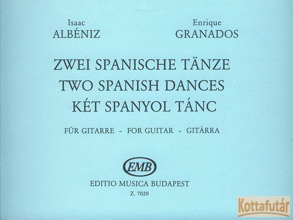 Két spanyol tánc