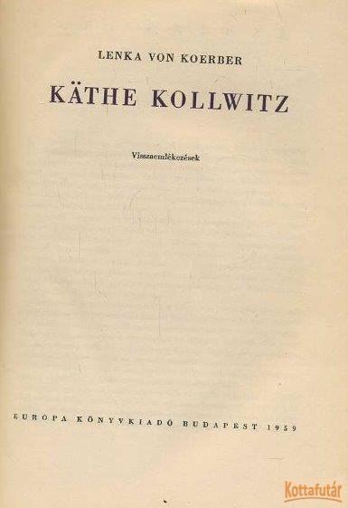 Käthe Kollwitz (1959)