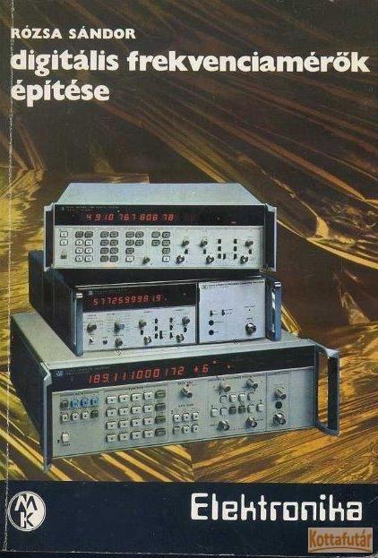 Digitális frekvenciamérők építése