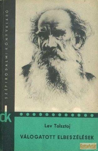 Válogatott elbeszélések (Tolsztoj)