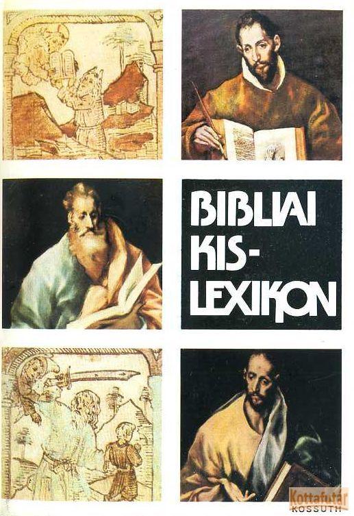Bibliai kislexikon (1984)
