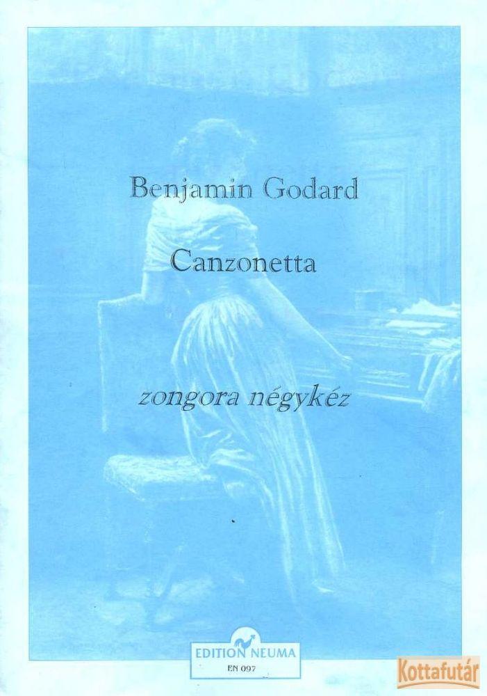Canzonetta - zongora négykéz