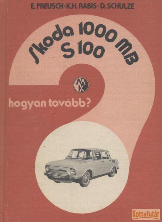 Skoda 1000 MB S 100