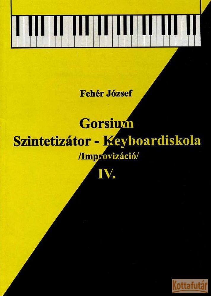 Gorsium szintetizátoriskola IV.