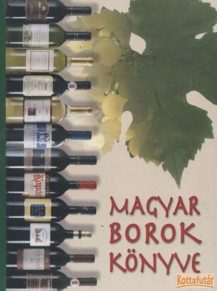 Magyar borok könyve
