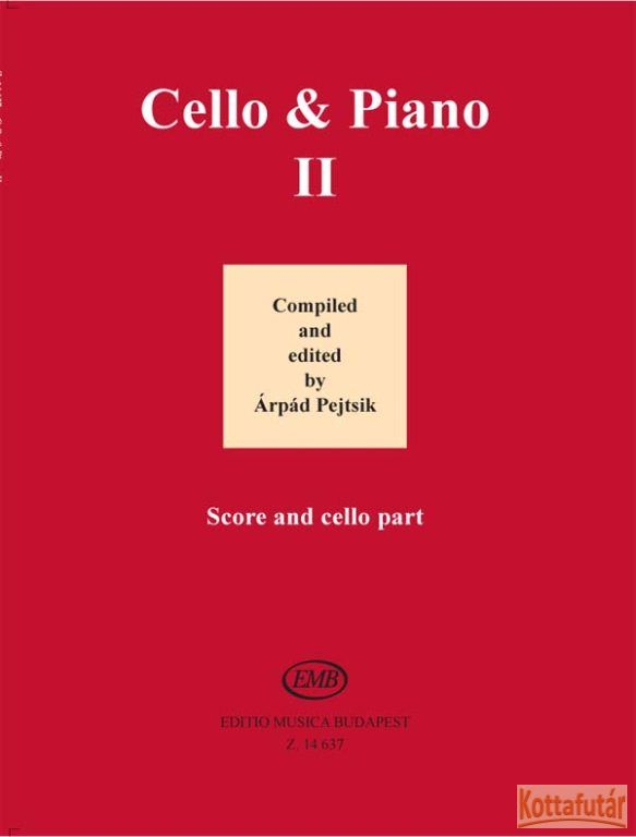 Cello & Piano II