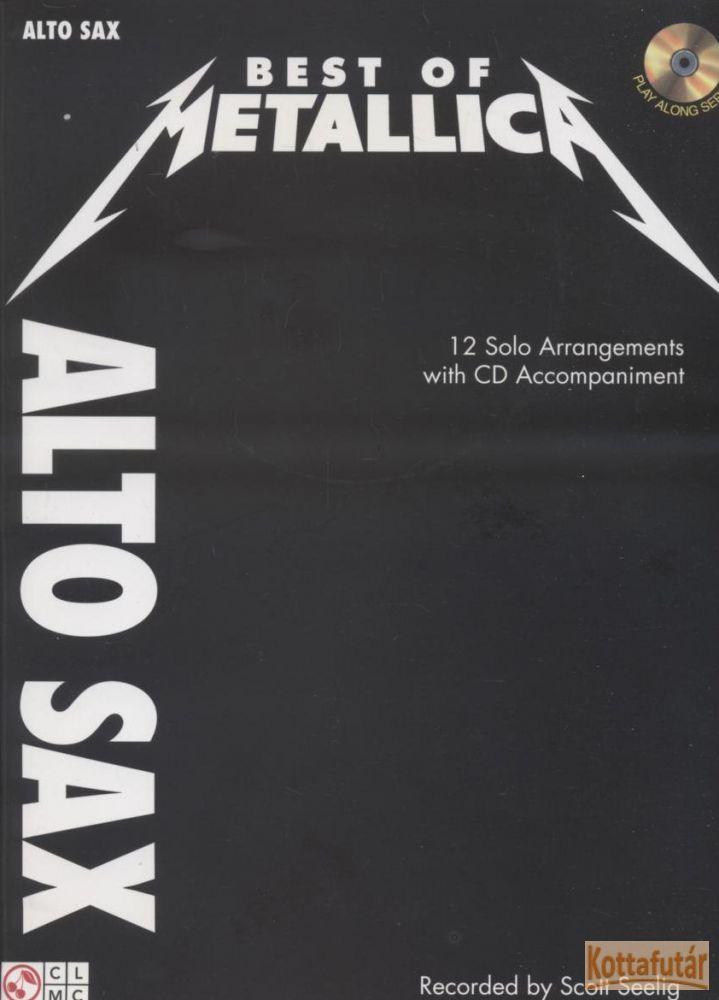 Best of Metallica (Alto Sax)