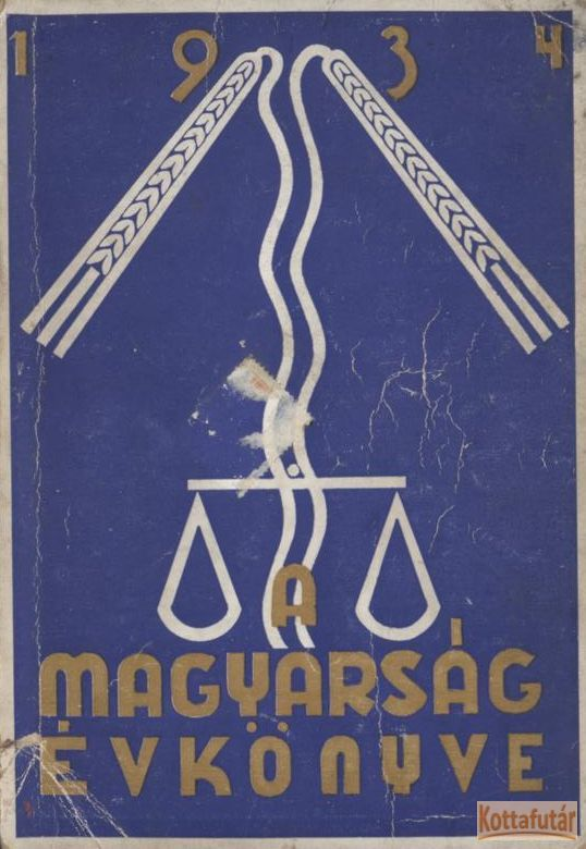 A magyarság évkönyve 1934