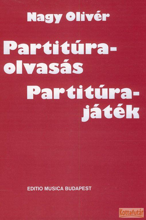 Partitúraolvasás - partitúrajáték