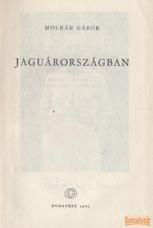 Jaguárországban