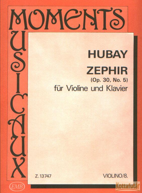 Zephir (Op. 30. No. 5.)