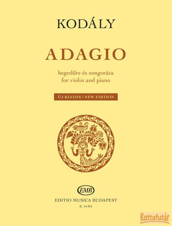 Adagio hegedűre és zongorára