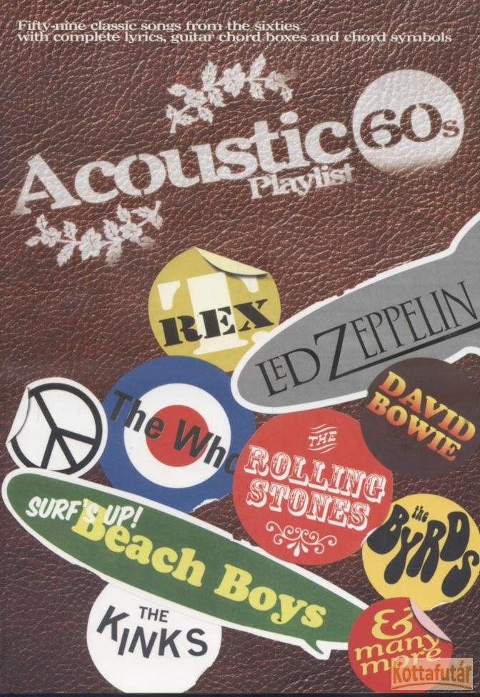 Acoustic Playlist 60s