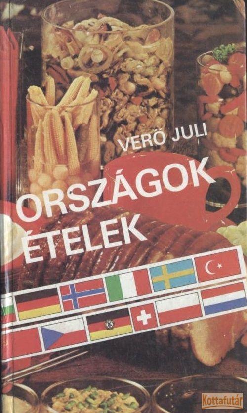 Országok - ételek