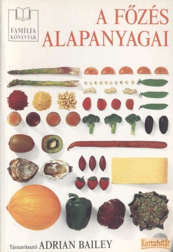 A főzés alapanyagai