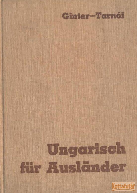 Ungarisch für Ausländer