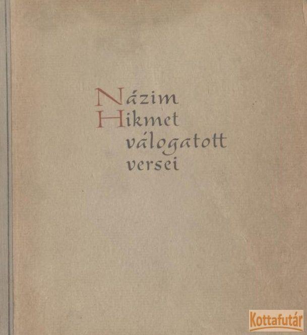 Názim Hikmet válogatott versei
