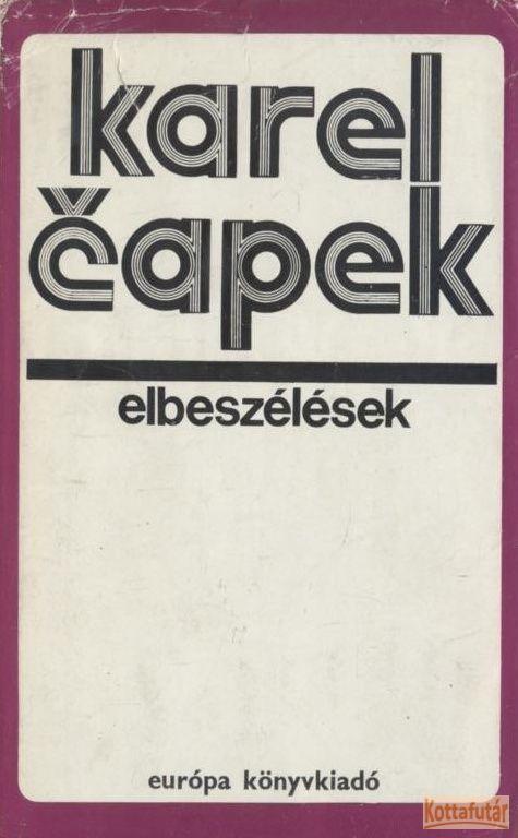 Elbeszélések (Karel Capek)