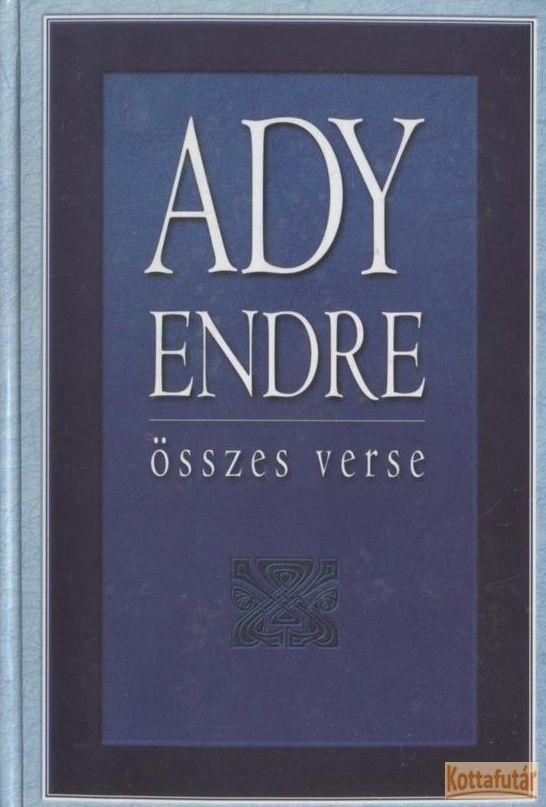 Ady Endre összes verse