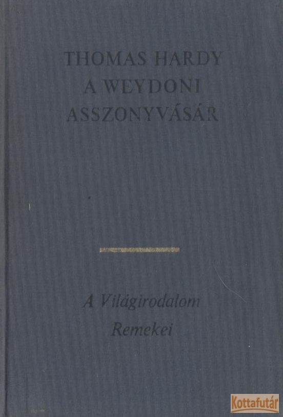 A weydoni asszonyvásár