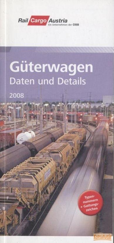 Güterwagen - Daten und Details