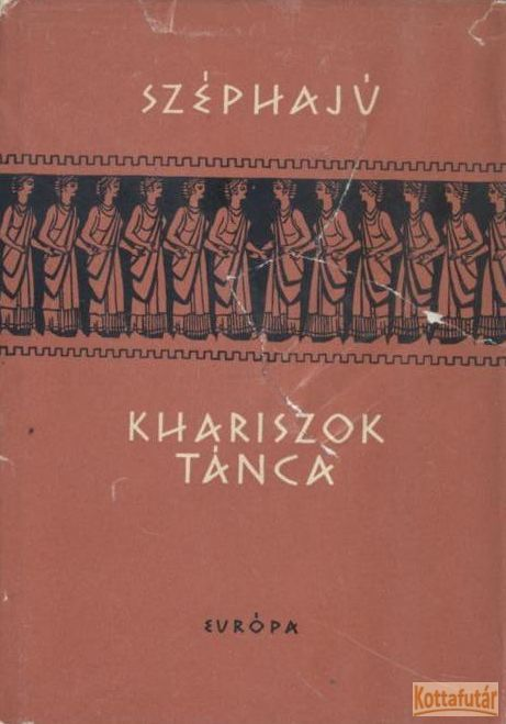 Széphajú khariszok tánca