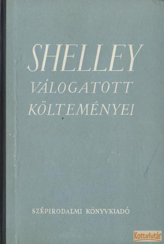 Shelley válogatott költeményei
