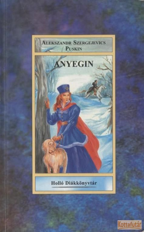 Anyegin (Holló Diákkönyvtár)