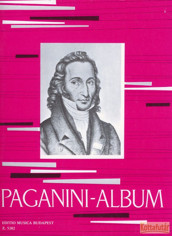 Paganini-album
